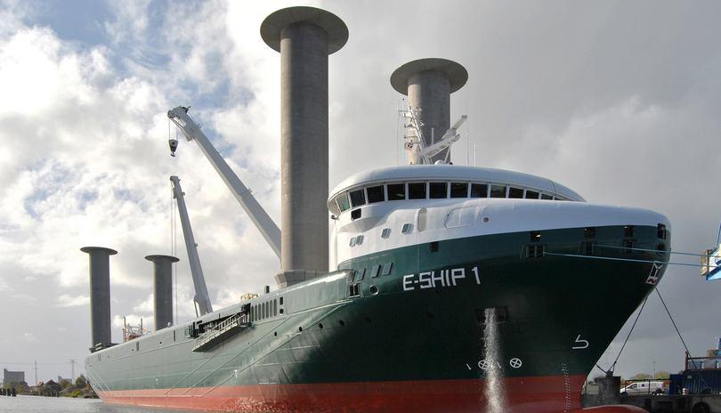 Ship: E-Ship 1 Owner: Enercon